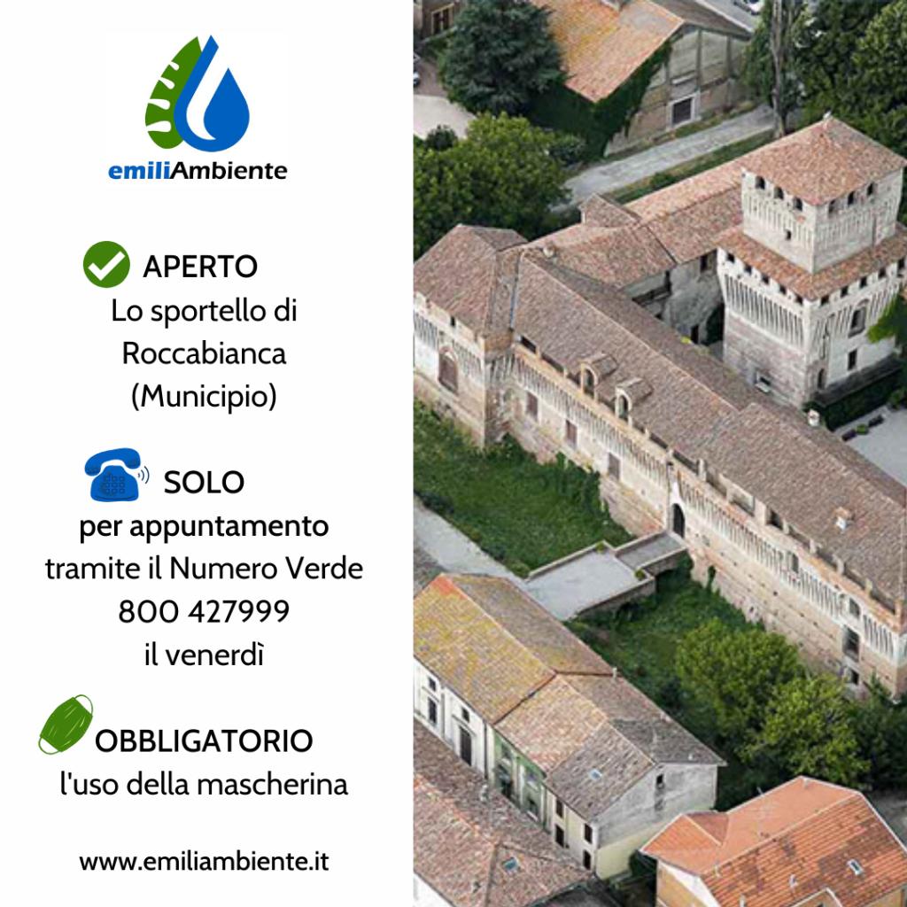 banner Roccabianca